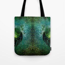 Dragon Sleep Tote Bag