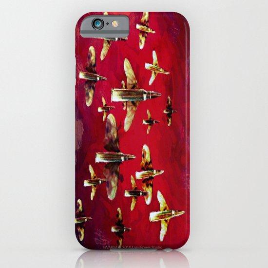 SWARM 128 iPhone & iPod Case
