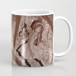 Windup Doll Coffee Mug