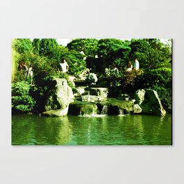 I dont believe what i have to see. Canvas Print
