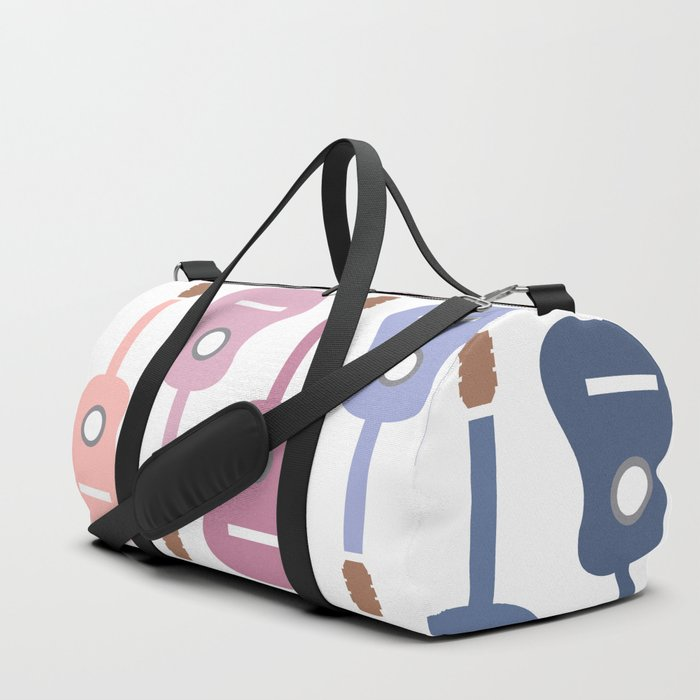 Music Festival Duffle Bag