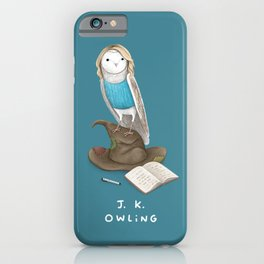 J. K. Owling iPhone Case