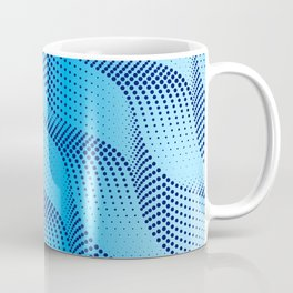 Fountain of Dots Coffee Mug
