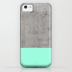 Sea on Concrete Slim Case iPhone 5c