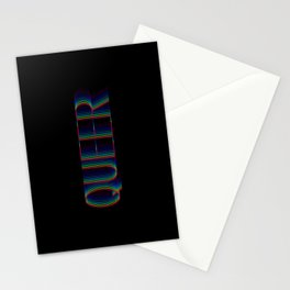 QUEER Stationery Cards