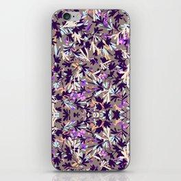 Wild Flora iPhone Skin