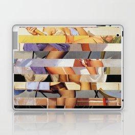 Glitch Pin-Up Redux: Isabella Laptop & iPad Skin