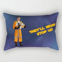 Biggs Darklighter Rectangular Pillow