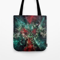 alchemy Tote Bags featuring Alchemy by noistromo