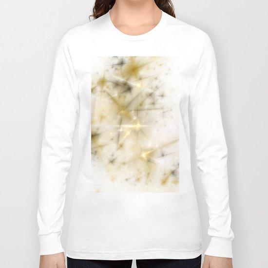 Stars  (A7 B0198) Long Sleeve T-shirt