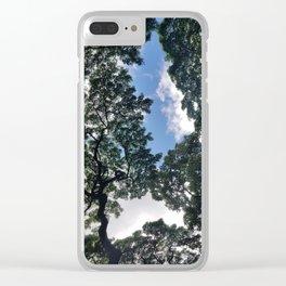 Waimea Valley #1 Clear iPhone Case