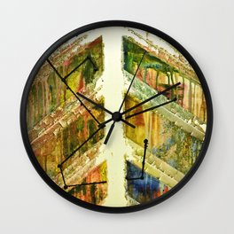 Ribs Wall Clock