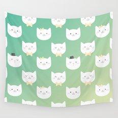Kitten Wall Tapestry