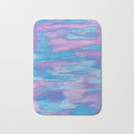 Oceans and Sky Bath Mat