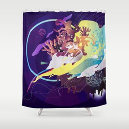 33 Shower Curtain