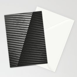 Black vs. White Stationery Cards