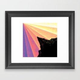Ray of Sun Framed Art Print