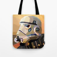 sand Tote Bags featuring Sand by Liam Brazier