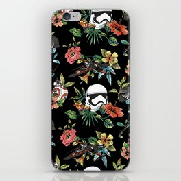 The Floral Awakens iPhone Skin