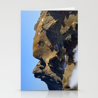 spiritual Stationery Cards featuring Spiritual Healing by Jérémy Boes