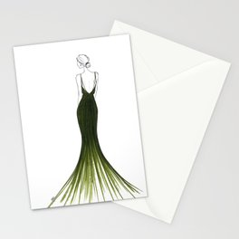 Olive Stationery Cards