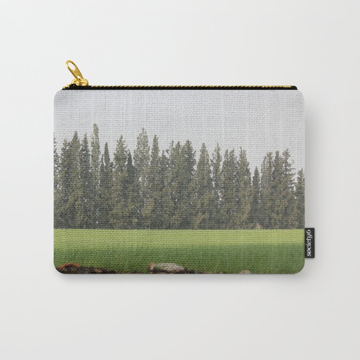 The Valley of Fame Carry-All Pouch
