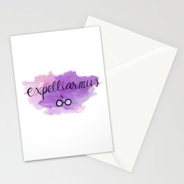 expelliarmus Stationery Cards