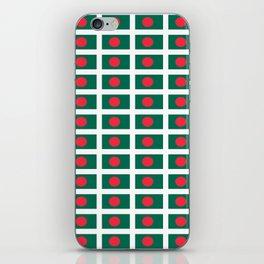 flag of bengladesh-bengladesh,Bengali, bengladeshi,bengalবাংলাদেশ, dhaka. iPhone Skin