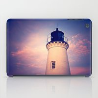 lighthouse iPad Cases featuring Lighthouse by JMcCool