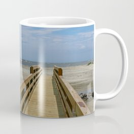 Welcome To The Beach Coffee Mug