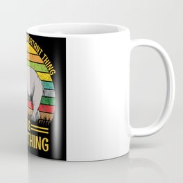 Love Isn't An Important Thing It Is Ivorything Coffee Mug