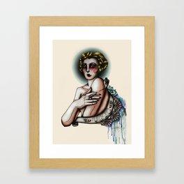 Yolo Print Framed Art Print