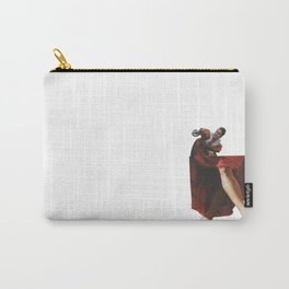 The gossipy girl of Shakespeare Carry-All Pouch