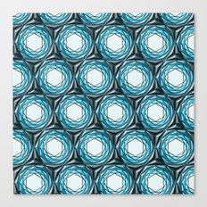 Geometrix LX Canvas Print
