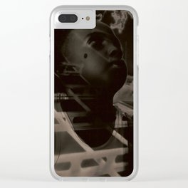 """The Ascension"" Clear iPhone Case"