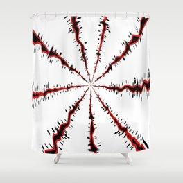 Spinning around Shower Curtain