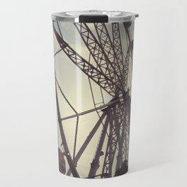 Barcelona Eye Travel Mug