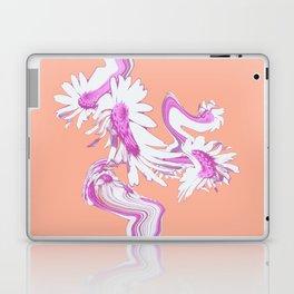 Meadow Dreaming peach background Laptop & iPad Skin