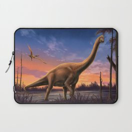 Jurassic Dinosaurs Laptop Sleeve