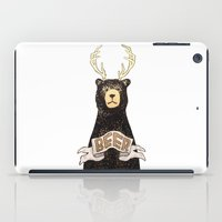 beer iPad Cases featuring Beer by Cale LeRoy
