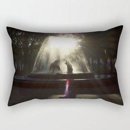 Coyoacan, Mexico City Rectangular Pillow
