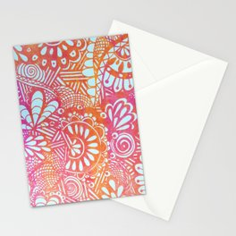 harvest print Stationery Cards