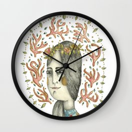Juggling the Self Wall Clock