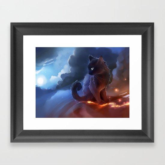 Orion Framed Art Print