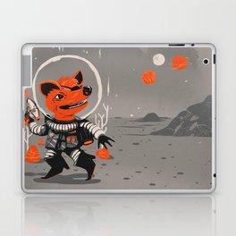 Cpt. Com. Spacecatkilla Laptop & iPad Skin