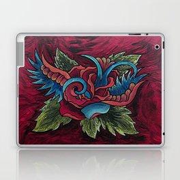 Sparrow Rose Laptop & iPad Skin