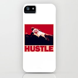 The Worm: Hustle iPhone Case