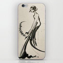 The Pianist iPhone Skin