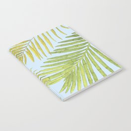 Palms Against the Sky Notebook