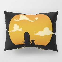 The Circle of Life Pillow Sham